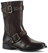 Arturo Chiang Fire Moto-Inspired Boots