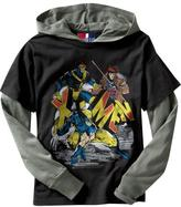 Gap Junk Food™ 2-in-1 graphic hoodie T