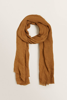 Seed Heritage Linen Scarf