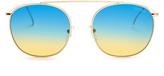 Illesteva Mykonos II metal sunglasses