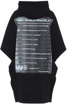 MM6 MAISON MARGIELA Printed cotton hoodie