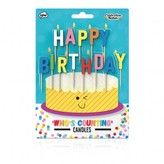 Smallable Happy Birthday Candles