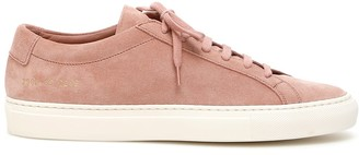 Common Projects Original Achilles Low Suede Sneakers
