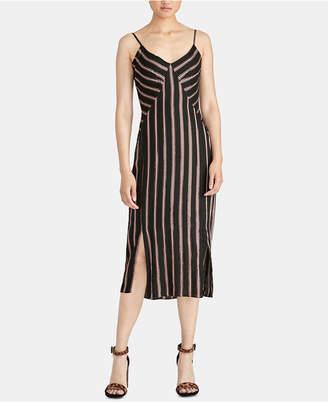 Rachel Roy Jody Lace-Up Dress