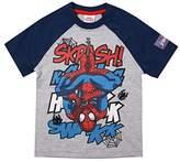 Marvel Boy's Skrash T-Shirt