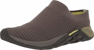 Merrell Men's Range Slide AC+ Sneaker Triple Black 08.5 M US