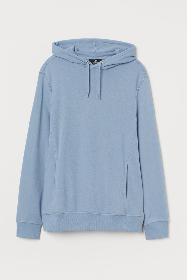 Thumbnail for your product : H&M Regular Fit Hoodie - Blue