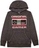 Nintendo Original Gamer Graphic-Print Hoodie, Big Boys