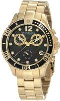 Stuhrling Original Women's 162CR.112C327 Nautical Regatta Pearl Swiss Quartz ...