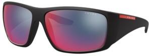 Prada Linea Rossa Sunglasses, Ps 04VS 66