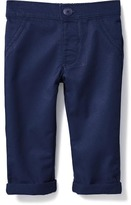 Old Navy Skinny Rolled-Cuff Chinos for Baby