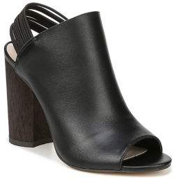 Fergie Luna Leather Mules