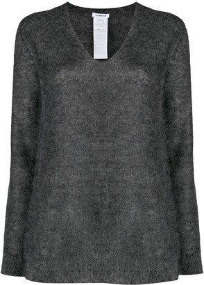 P.A.R.O.S.H. Long-Sleeve Knitted Top