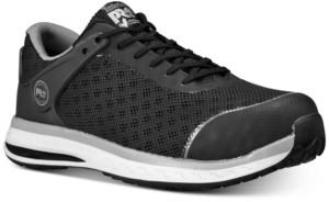 Timberland DriveTrain Oxford Mesh Composite-Toe Sneakers Men's Shoes