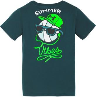 Under Armour Boys' Infant UA Summer Vibes Short Sleeve Shirt