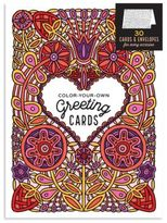 Workman Publishing Color Your Own Greeting Cards