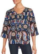 Yumi Kim Women's Lizzie Floral Print Top