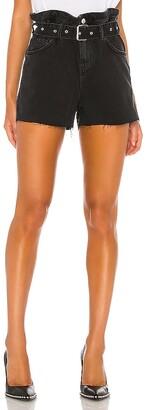 AllSaints Hannah Paperbag Short. - size 24 (also