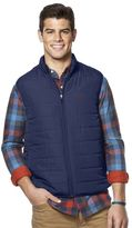 Chaps Men's Classic-Fit Quilted Puffer Vest