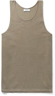 Nonnative Dweller Ripped Cotton-Blend Jersey Tank Top