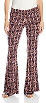 Billabong Juniors Shake It up Woven Printed Soft Pant
