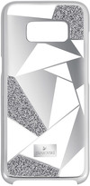 Swarovski Heroism Smartphone Case with Bumper, Galaxy® S8, Gray
