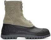 Diemme Grey Anatra Boots