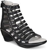 Jambu Women's Brookline Wedge Sandals