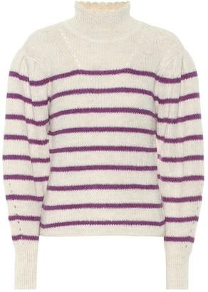 Etoile Isabel Marant Isabel Marant, étoile Georgia alpaca-blend sweater
