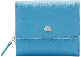 Lulu Guinness Sailor Jodie Tri-Fold Wallet