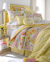 Dena Home Full/Queen Sunbeam Paisley Quilt