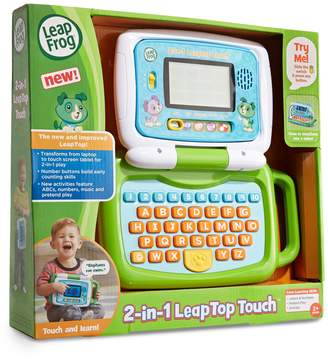 Leapfrog 2-in-1 Leaptop Touch - English Version