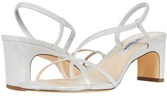 Nina Gizel (Black Baby Glitter) Women's Shoes