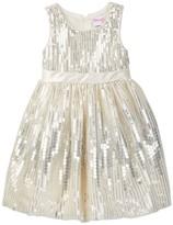 Nannette Baby Sequin Dress (Toddler Girls)