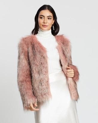 Unreal Fur Fire & Ice Jacket
