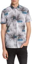Antony Morato Print Woven Shirt
