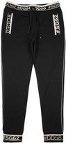 Dolce & Gabbana Black Jersey Jogging Trousers