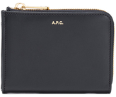 A.P.C. Men's Porte Monnaie Julian Wallet Dark Navy