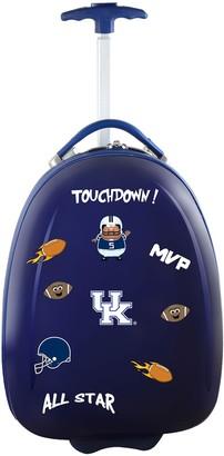 Youth Kentucky Wildcats Wheeled Pod Luggage