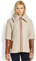 Shui Chen Sweater Jacket