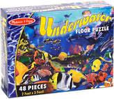Melissa & Doug Kids Toy, Underwater 48-Piece Floor Puzzle
