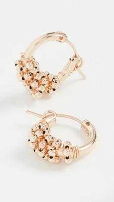 Kozakh Valla Earrings