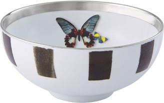 Christian Lacroix Sol Y Sombra Soup Bowls, Set of 4