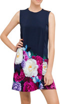 Ted Baker Mairei Blushing Bouquet Layer Dress