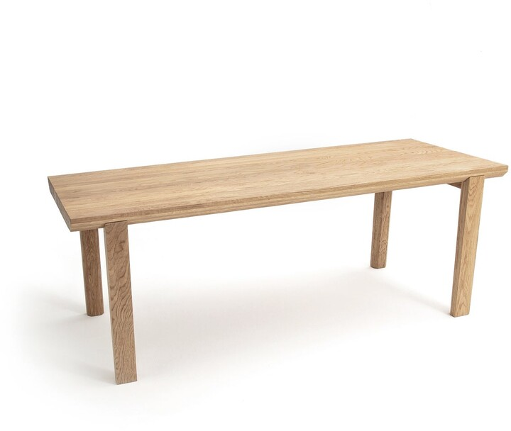Thumbnail for your product : Am.pm. Torezia Solid Oak Table, by E. Gallina.