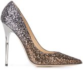 Jimmy Choo 'Anouk' glitter degrade pumps