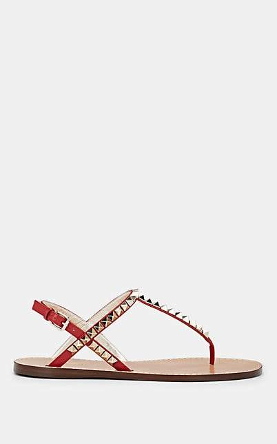 f6a77a994 Valentino Red Women's Sandals - ShopStyle