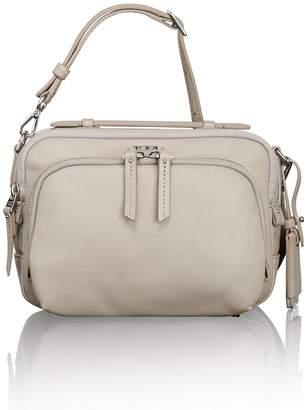 Tumi Luanda Leather Flight Crossbody Bag
