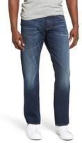 Jean Shop Slim Straight Leg Selvedge Jeans (Moon Shadow) (Regular & Big)