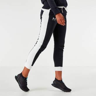 Under Armour Women's Rival Fleece Graphic Pants